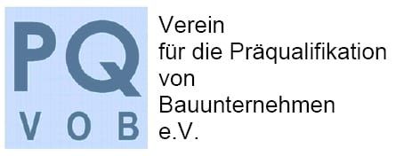 PQ VOB Logo - Luplow & Karge Metallbau - Werder, Berlin