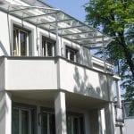 Balkonüberdachung - Luplow & Karge Metallbau - Werder, Berlin